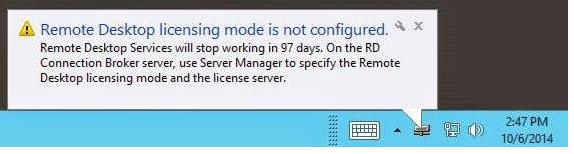 Windows Server 2016 Adding The RDS Licensing Server